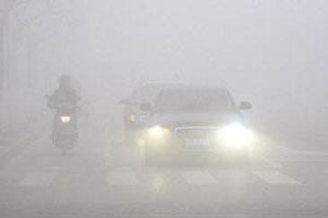 OMG!雾霾天开车迷失了方向 肿么办