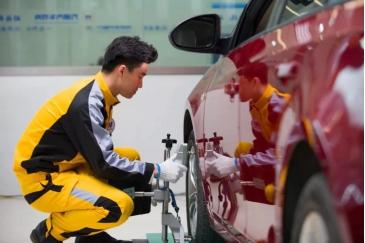汽车轮胎漏气原因有哪些?