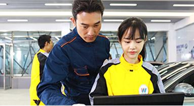 维修项目_汽车武汉万通汽车学校