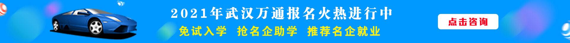 夏秋季预报名-武汉万通汽车学校