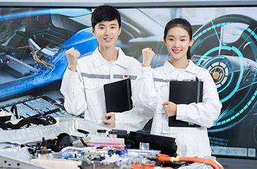 汽车检修与新能源工程师-武汉万通汽车学校