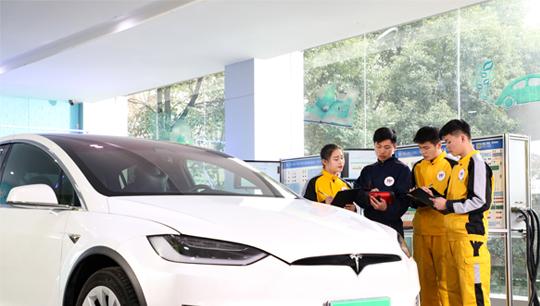 汽车检测与新能源高级技师-武汉万通汽车学校