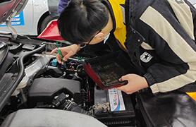初中毕业学什么技术有前途-汽修技术