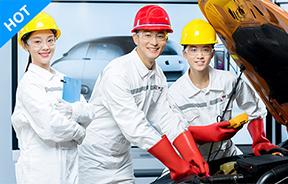 汽修专业_汽车检测与新能源工程师